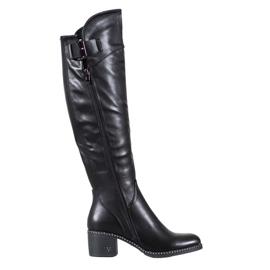 Schwarze Stiefel von VINCEZA