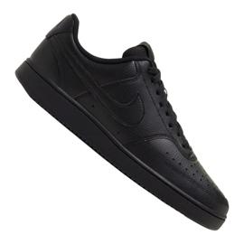 Nike Court Vision Low M CD5463-002 Schuhe schwarz