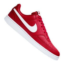Nike Court Vision Low M CD5463-600 Schuhe rot