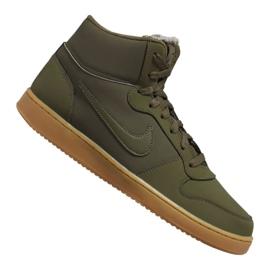 Nike Ebernon Mid Se M AQ8125-301 Schuhe grün