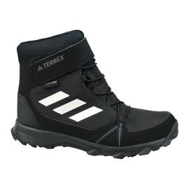 Adidas Terrex Snow Cf Cp Cw Jr S80885 Schuhe schwarz