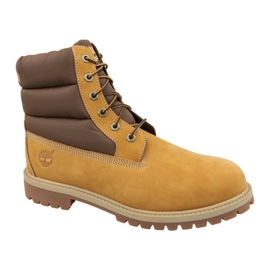 Timberland 6 In Quilit Boot Jr C1790R Winterstiefel braun