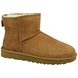 Ugg Classic Mini II Schuhe W 1016222-CHE braun