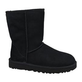 Ugg Classic Short II Schuhe W 1016223-BLK schwarz