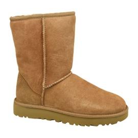 Ugg Classic Short II Schuhe W 1016223-CHE braun
