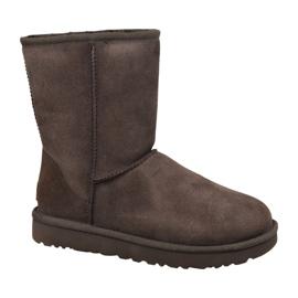 Ugg Classic Short II Schuhe W 1016223-CHO braun