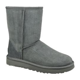 Ugg Classic Short II Schuhe W 1016223-GREY grau