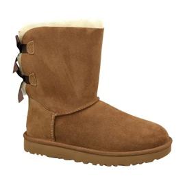 Ugg Bailey Bow II W 1016225-CHE Schuhe braun