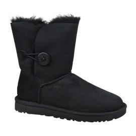 Ugg Bailey Button II W 1016226-BLK Schuhe schwarz