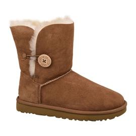 Ugg Bailey Button II W 1016226-CHE Schuhe braun