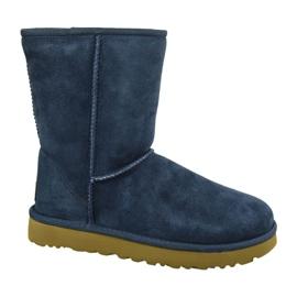 Ugg Classic Short II Schuhe W 1016223-NAVY marine