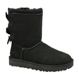 Ugg Bailey Bow II W 1016225-BLK Schuhe schwarz