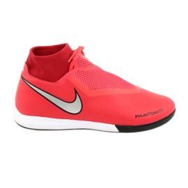 Indoor Schuhe Nike Phantom Vsn Academy Df Ic M AO3267-600 rot