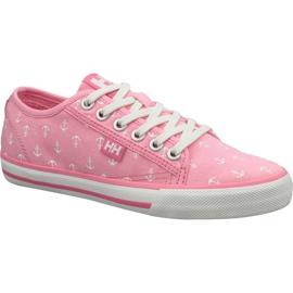 Helly Hansen Fjord Canvas Schuh V2 W 11466-185 Schuhe pink