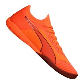 Hallenschuhe Puma 365 Sala 1 M 105753-02 orange rot, orange