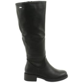 Stiefel auf dem dicken Boden Sergio Leone 280 schwarz