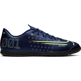 Nike Mercurial Vapor 13 Mds Ic M CJ1301 401 Fußballschuhe marine marineblau