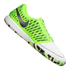 Nike LunarGato Ii Ic M 580456-137 Hallenschuhe grün