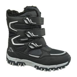 Kappa Great Tex Boot Jr 260558T-1115 Schuhe schwarz