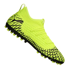 Puma Future 4.3 Netfit Mg M 105684-03 Fußballschuhe gelb gelb