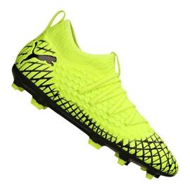 Puma Future 4.3 Netfit Fg / Ag Jr 105693-03 Fußballschuhe gelb gelb