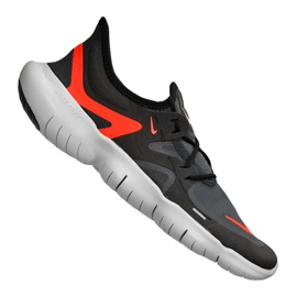 Nike Free Rn 5.0 M AQ1289-009 Laufschuhe grau