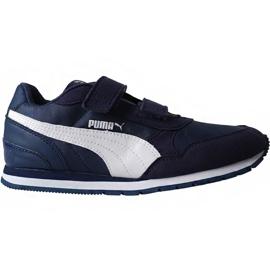 Puma St Runner v2 Nl V Ps Jr 365294 09 Schuhe marine