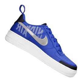Nike Air Force 1 LV8 2 (GS) Jr BQ5484-400 Schuhe blau
