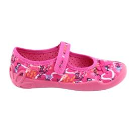 Befado Kinderschuhe 114X358 pink