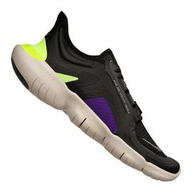 Nike Free Rn 5.0 Shield M BV1223-001 Laufschuhe schwarz