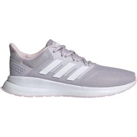 Adidas W Runfalcon EE8166 Schuhe lila