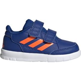 Adidas AltaSport Cf I Jr G27108 Schuhe blau