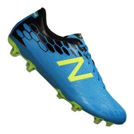 New Balance Visaro 2.0 Control Fg M 614500-60_5 Fußballschuhe blau blau