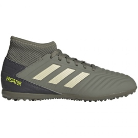 Adidas Predator 19.3 Tf Jr EF8220 Fußballschuhe grün mehrfarbig