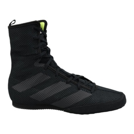 Adidas Box Hog 3 F99921 Schuhe schwarz