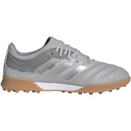 Adidas Copa 20.3 Tf M EF8340 Fußballschuhe grau grau / silber