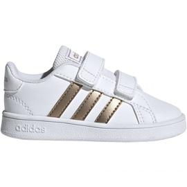Adidas Grand Court I Jr EF0116 Schuhe weiß