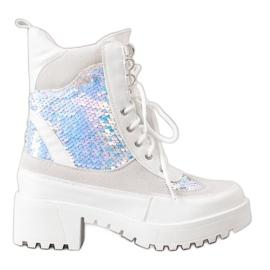 Seastar Stiefel Auf Modeplattform weiß