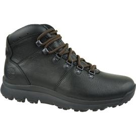Timberland World Hiker Mid M A211J Schuhe schwarz