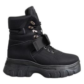 Seastar Warme Mode Stiefel schwarz