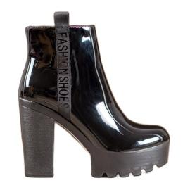 Seastar Lackierte Fashion Boots schwarz