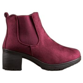 CABIN Klassische Stiefel rot