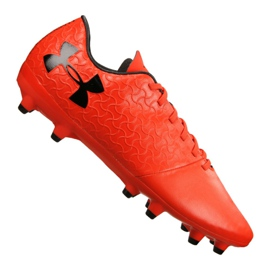 Under Armour Magnetico Select Fg M 3000115-600 Fußballschuhe orange