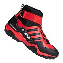 Adidas Terrex Hydro Lace M CQ1755 Trekkingschuhe schwarz