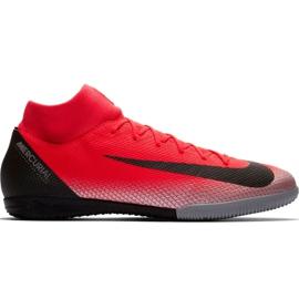 Nike Mercurial Superfly X 6 Akademie CR7 Ic M AJ3567 600 Fußballschuhe rot
