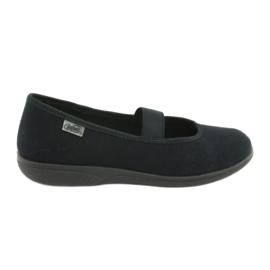 Befado Jugend Schuhe PVC 412Q002 schwarz
