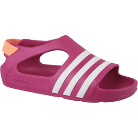 Adidas Adilette Play I Jr B25030 Sandalen pink