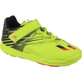 Adidas Messi El IK Jr. AF4052 Schuhe gelb