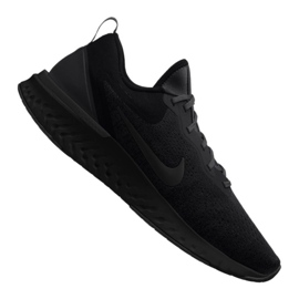 Nike Odyssey React M AO9819-010 Laufschuhe schwarz