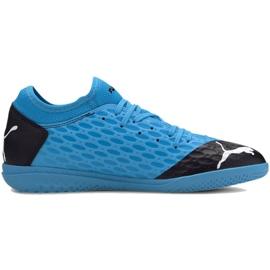 Hallenschuhe Puma Future 5.4 It M 105804 01 blau blau